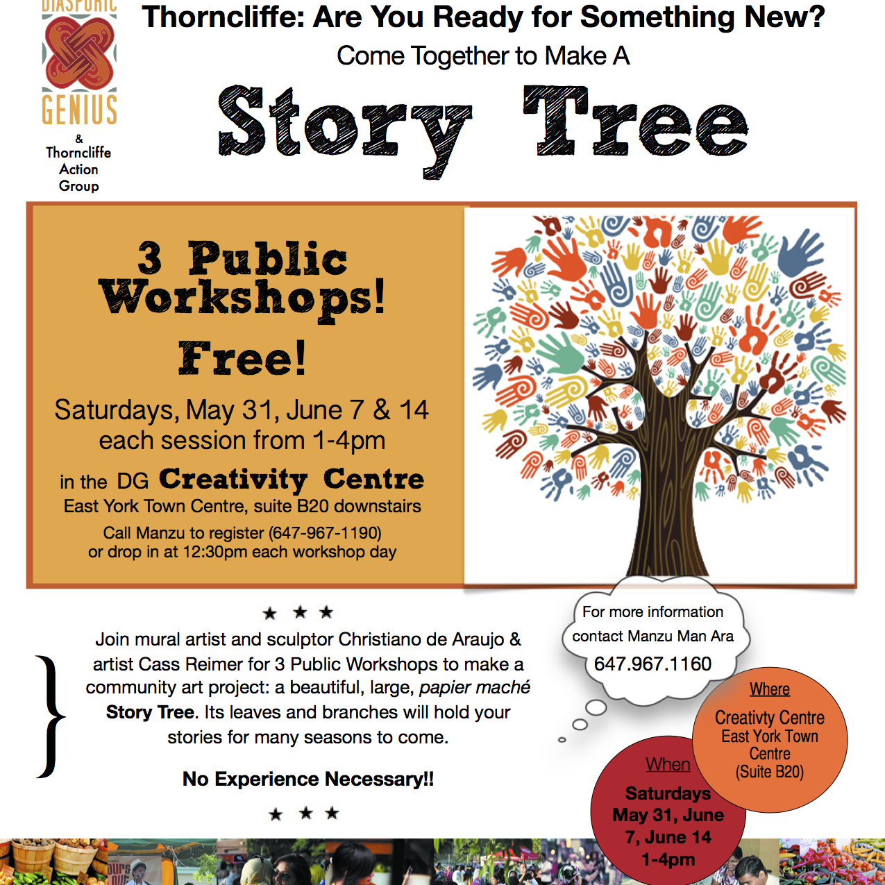 11 Story Tree Flyer Thumbnail