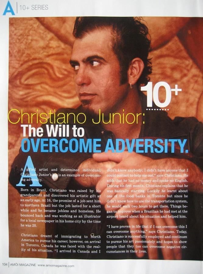 AMOI Magazine - Canada - Fall 2007