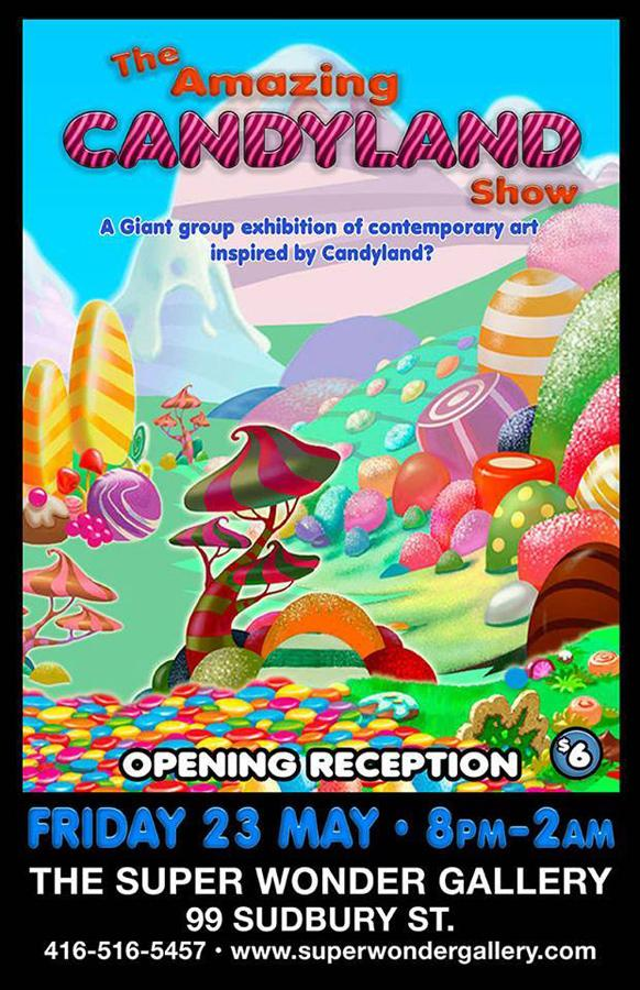 The Amazing Candyland Show