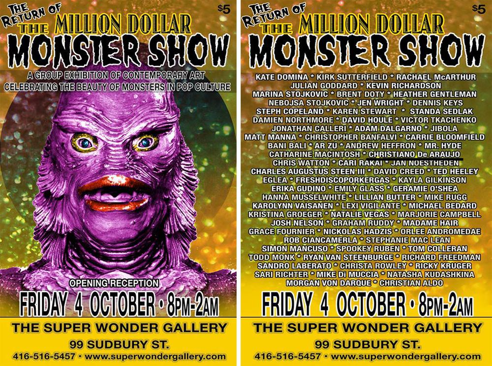 The Million Dollar Monster Show