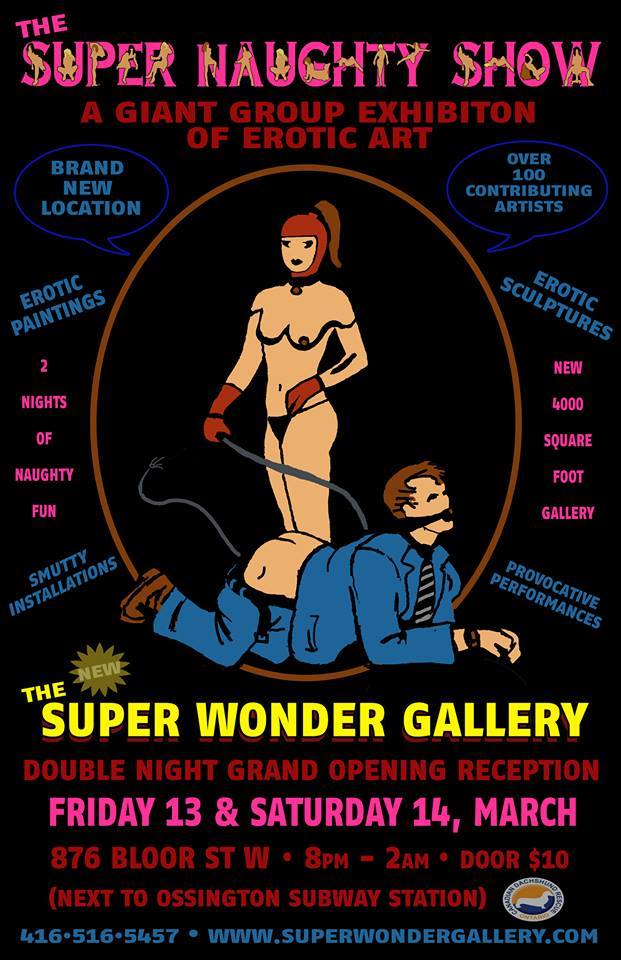 12 - Super Naughty show 2015